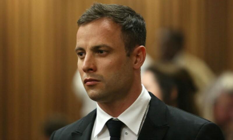 Oscar Pistorius, en una audiencia en octubre del año pasado. (Foto: Getty Images)