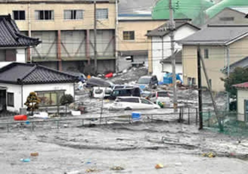 Ante un posible desastre natural como el que se vive en Japón, invierte en asegurar tu patrimonio.  (Foto: Reuters )