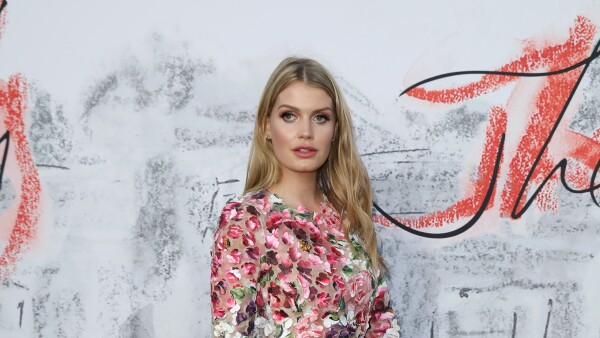 Lady Kitty Spencer galería Serpentine 2018
