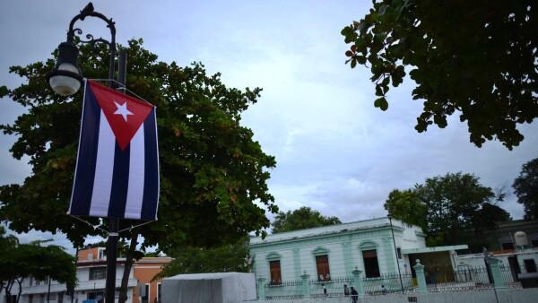 El presidente cubano Raúl Castro realizaó una visita de Estado a México, en noviembre de 2015.