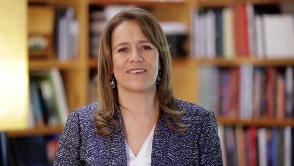 Margarita Zavala deja el PAN y buscará la presidencia por la vía independiente