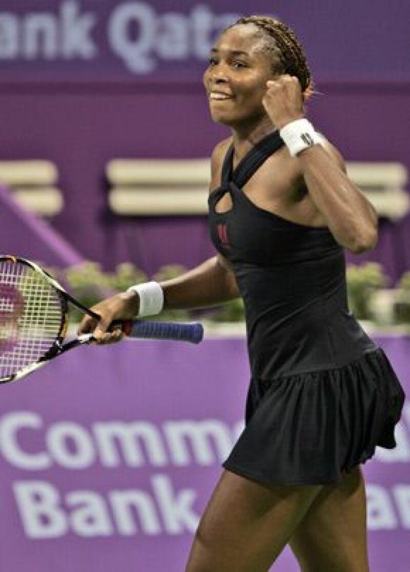 La tenista número seis del mundo participará en el evento deportivo que se llevará a cabo en Acapulco del 23 al 28 de febrero.