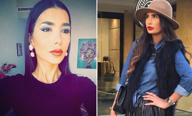 Selfies y sesiones fotográficas, otra cosa que también las hace parecerse a las Kardashian.