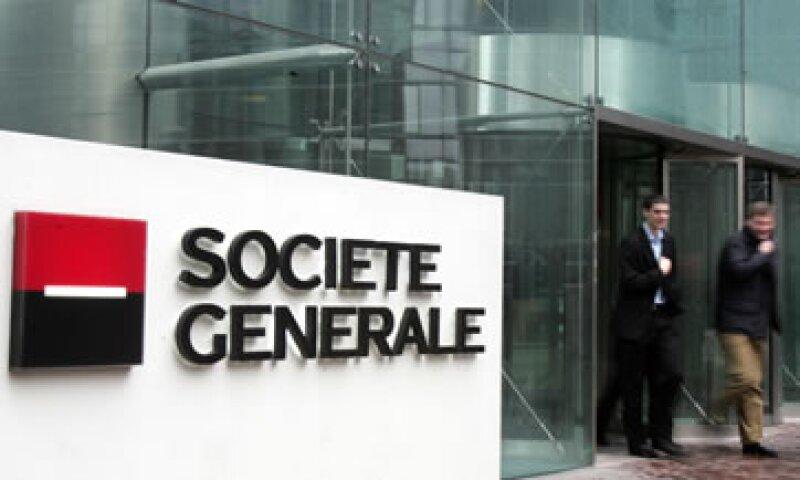 Los bancos franceses tienen una alta exposición a la deuda griega. (Foto: AP)