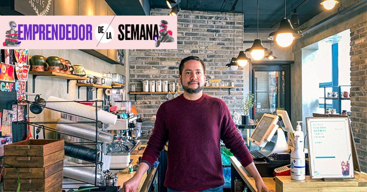 Hola Café, un rincón mexicano para aprender español