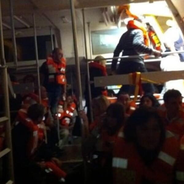 costa concordia crucero italia rescate pasajeros