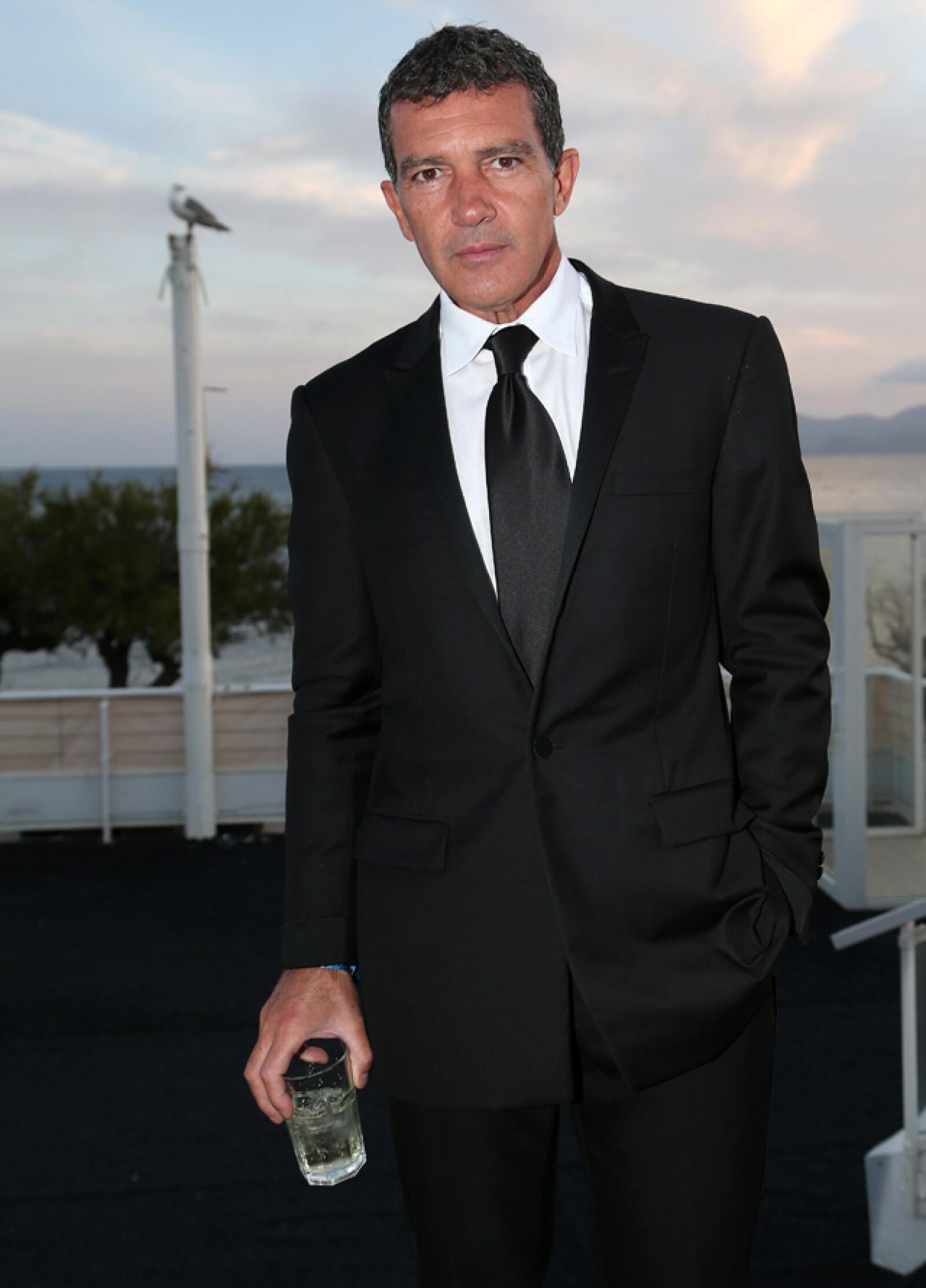 Antonio Banderas, 53 años.