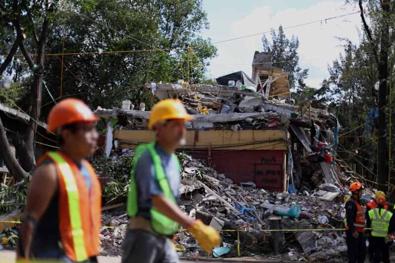 seguro sismos CDMX