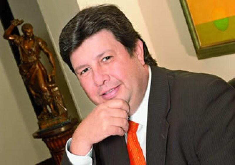 José María Garza Treviño, presidente de Construcción y Desarrollos de Grupo GP. (Foto: Cortesía Grupo GP)