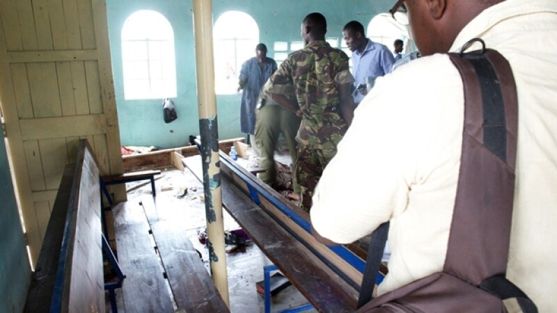 ataque terrorista en Kenya