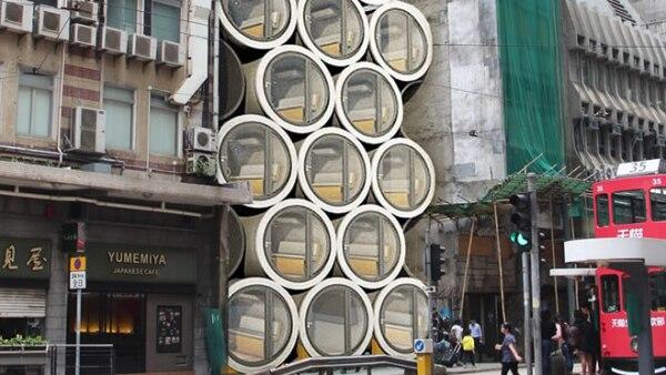 casas-tubo