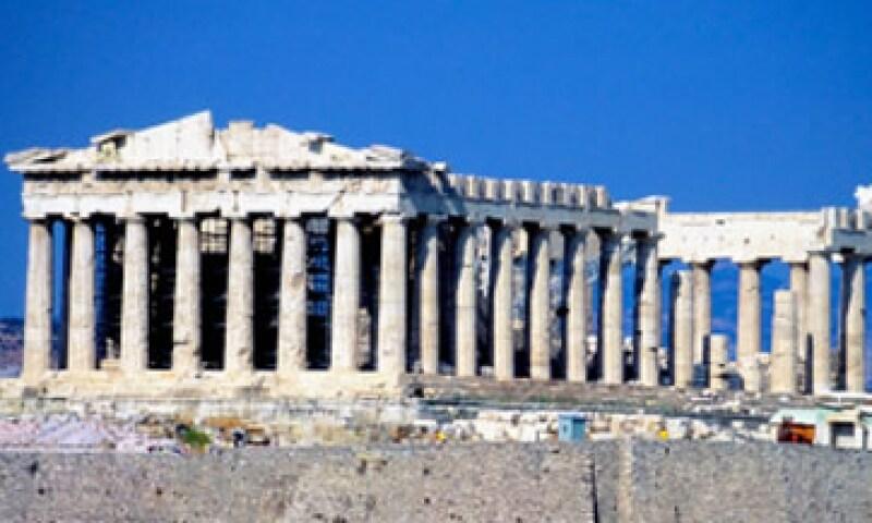 Los depósitos en los bancos griegos han ido en picada de forma sostenida desde finales de 2009, pero el ritmo de los retiros se ha acelerado desde entonces. (Foto: Thinkstock)
