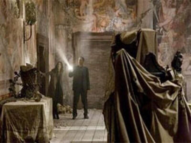 Una de las películas que aplazó su estreno en México es Angels and Demons con Tom Hanks. (Foto: Reuters)