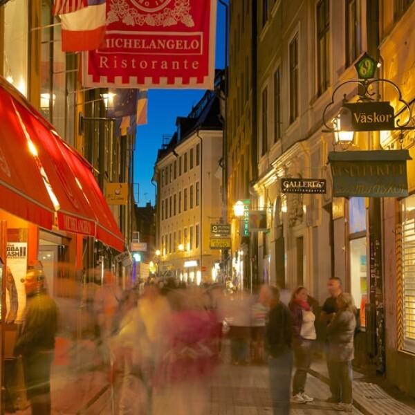En Suecia, el quinto país más feliz del mundo