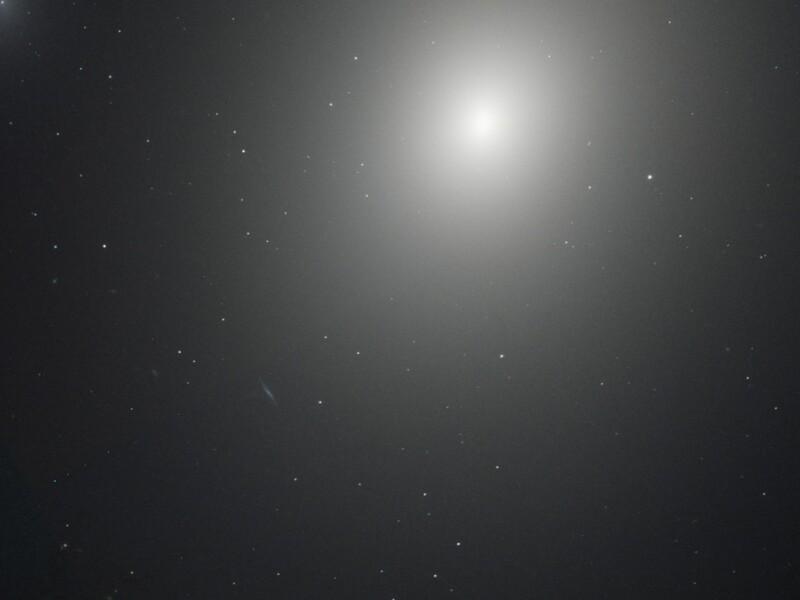 Nebulosas y galaxias