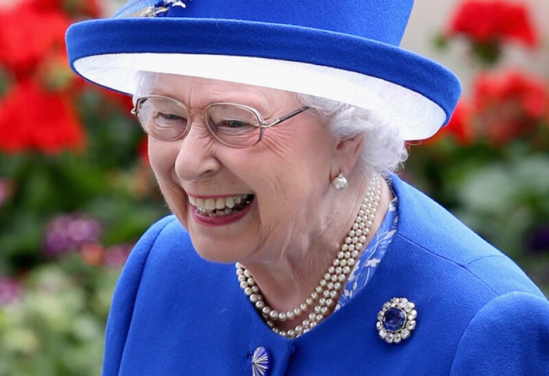 La reina ya ha sido nombrada de una tierna manera por su adorable nieto.