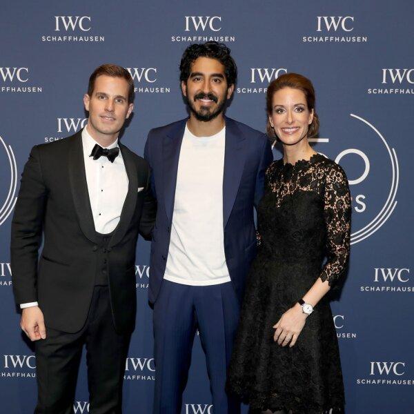 IWC celebra su 150 aniversario en SIHH 2018,