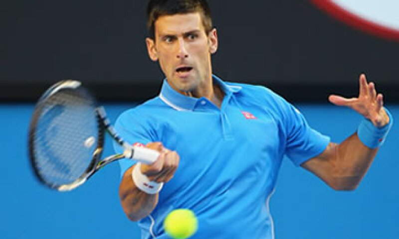 Novak Djokovic se enfrentará a Stan Wawrinka en las semifinales. (Foto: Getty Images)
