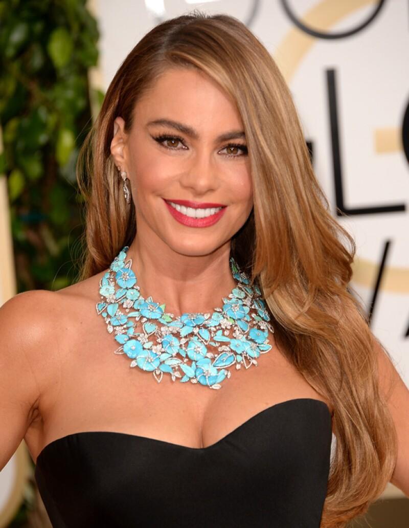 La colombiana ha ocupado ese puesto por cuatro años consecutivos, pero ahora es una actriz de The Big Bang Theory con quien tiene que compartir el primer lugar.