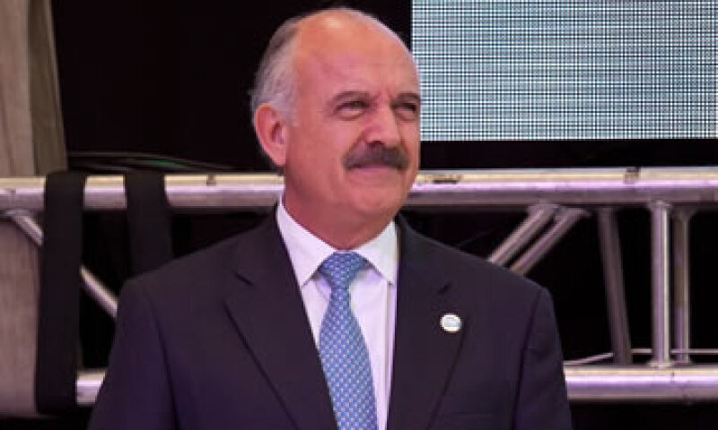 José Luis Barraza fue presidente de la Coparmex y del Consejo Coordinador Empresarial. (Foto: Cuartoscuro)