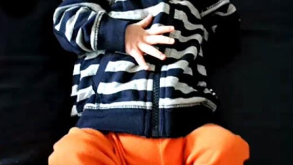 El actor, muy querido por su papel de `Iron Man´,  estuvo en el show de Jay Leno este jueves y ahí mostró una foto de su hijo Exton Elias, quien tiene tres meses.
