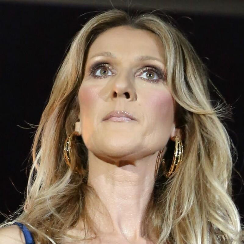 Celine Dion es una de las pocas artistas en tener un show residente en Las Vegas.