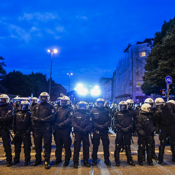 Protestas G20