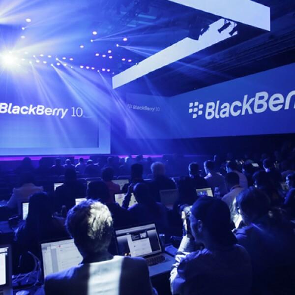 Research In Motion anunció que cambiará su nombre corporativo a BlackBerry y presentó sus nuevos equipos para operar con el sistema 10.