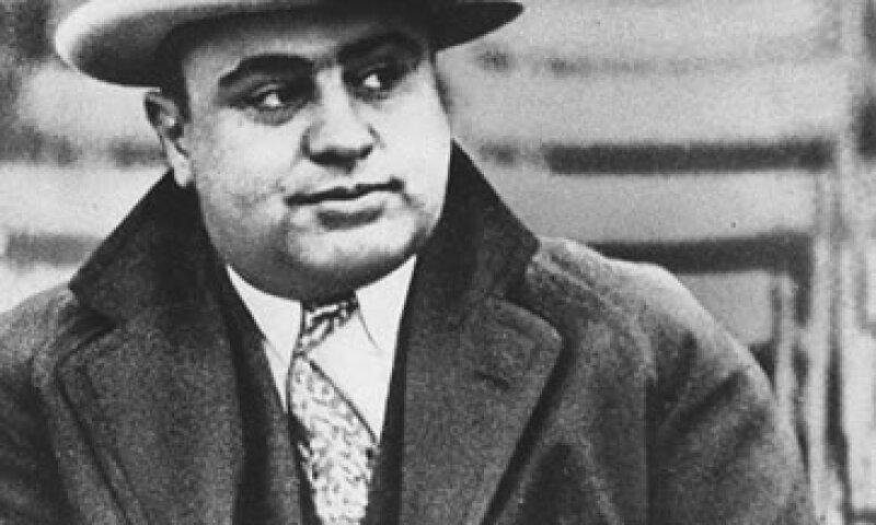 Al Capone fue el capo más famoso de Estados Unidos en los años 20 y 30. (Foto: AP)