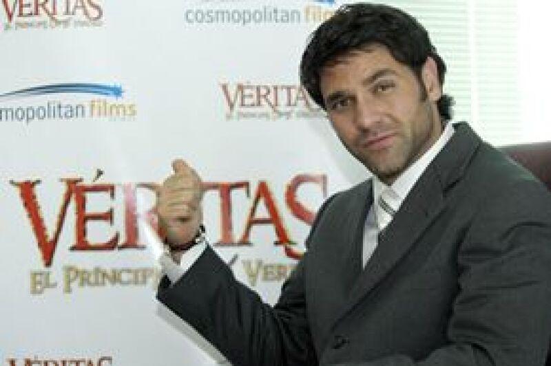 """Ahora que """"Las Tontas no van al Cielo"""" terminó, el actor se prepara para continuar con la producción."""