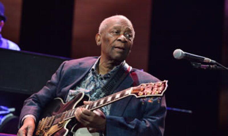 La leyenda del blues falleció este jueves a los 89 años. (Foto: Getty Images )