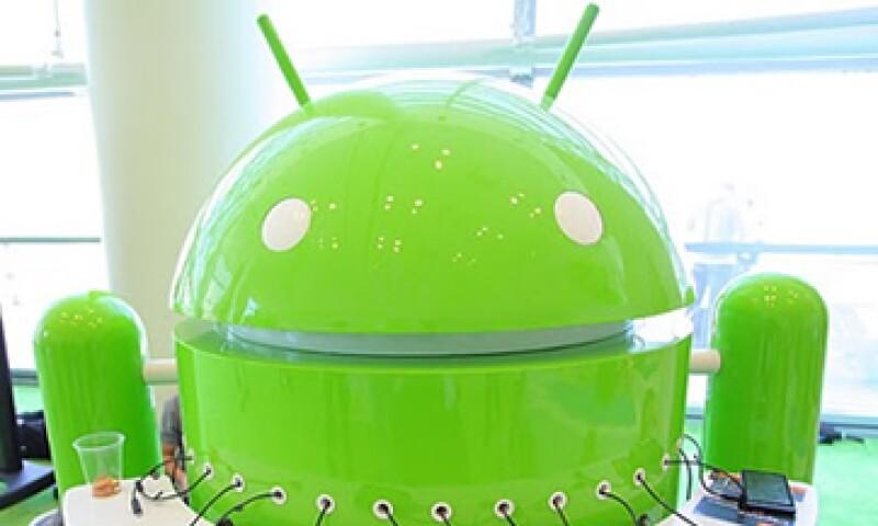 El sistema operativo de Google mantiene su dominio en el mercado de los teléfonos inteligentes. (Foto: Cortesía Google)