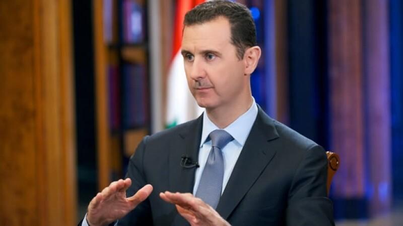 bachar al asad, entrevista, siria, armas quimicas