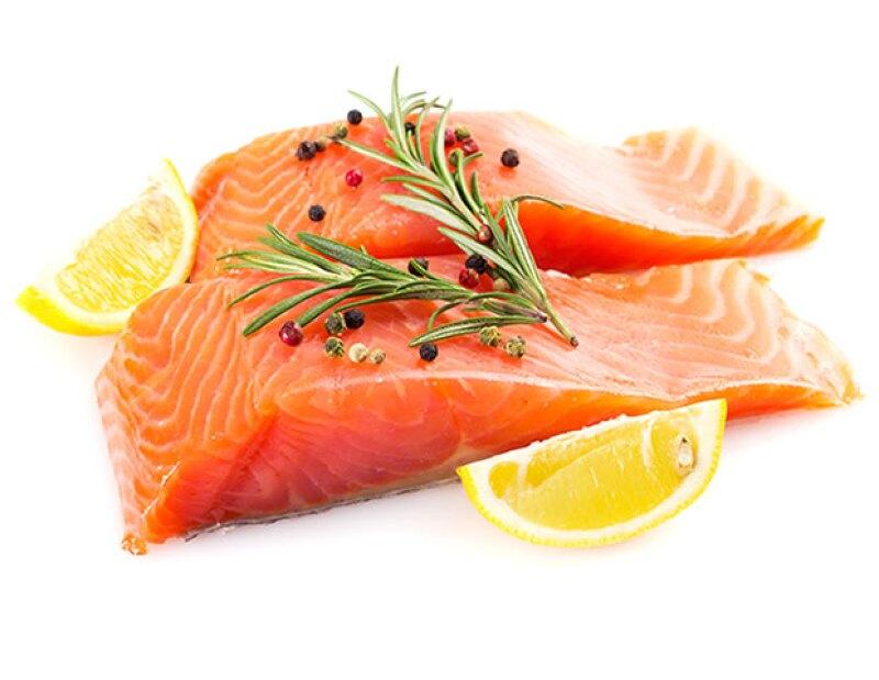 Los ácidos grasos omega 3, son los responsables de que el salmón sea ideal para cambiar nuestro estado de ánimo.