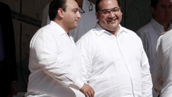 El tricolor afirmó que no tolerará ningún acto fuera de la ley de sus militantes, en referencia a los gobernadores Roberto Borge y Javier Duarte.