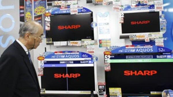 Las acciones de Sharp bajaron 6.1% tras un descenso del 12.8% del viernes pasado.  (Foto: Reuters)