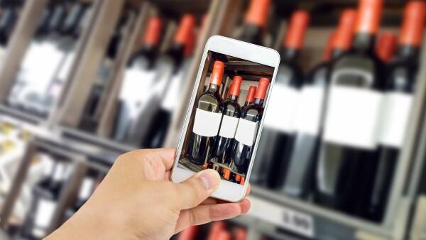 vinos - e-commerce - comercio digital