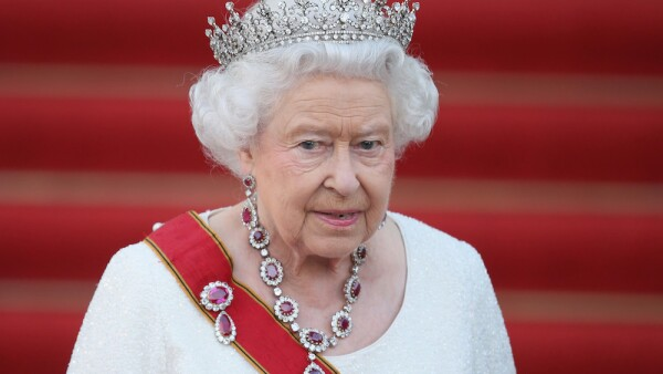 Queen Elizabeth II Visits Berlin