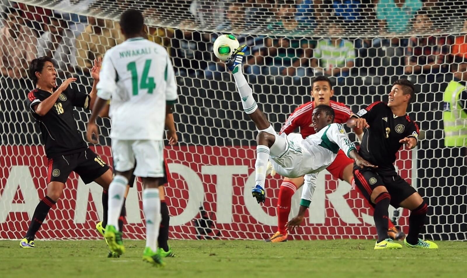 México vs. Nigeria 14