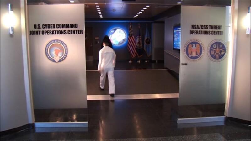 Las oficinas centrales de la Agencia de Seguridad Nacional de Estados Unidos
