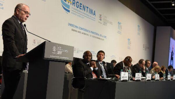 Conferencia Ministerial de la OMC en Argentina 2017