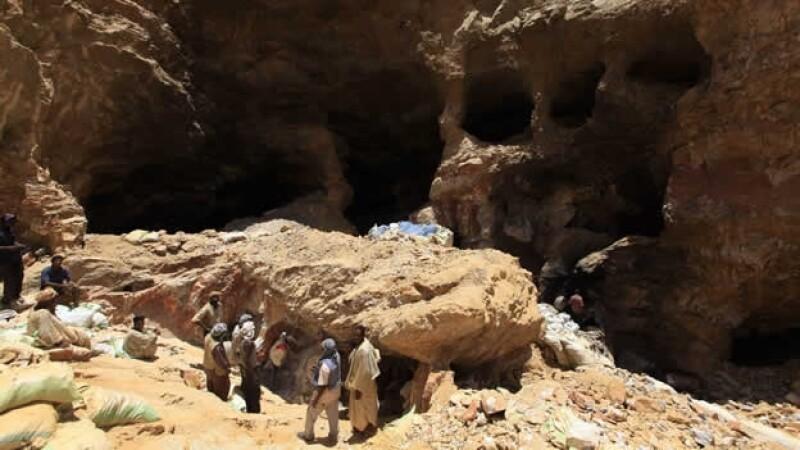 Sudán mina minería