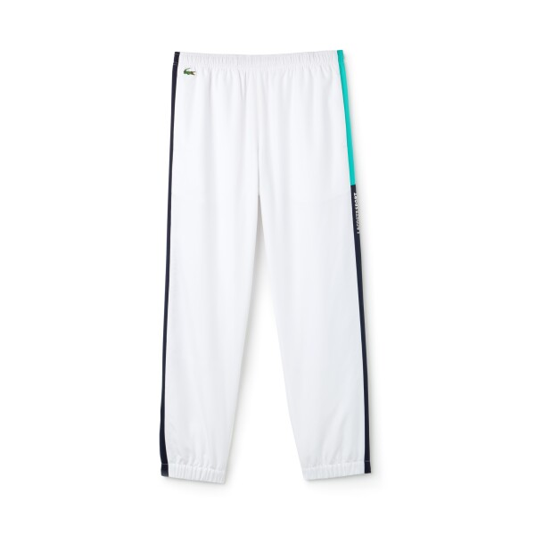 Pants multicolor para practicar tenis