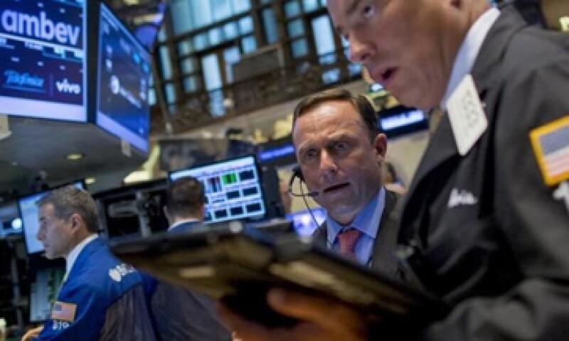 El Dow Jones avanza 0.82% en la Bolsa de Nueva York. (Foto: Reuters)