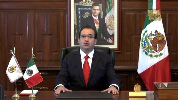 La historia de Javier Duarte y los motivos de su detención