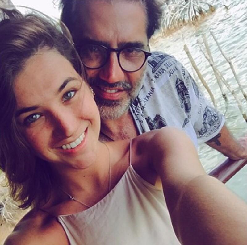La guapa Karla Laveaga ha publicado en Instagram un mensaje que deja ver su posición sobre la polémica que causó la imagen de su novio en un antro.