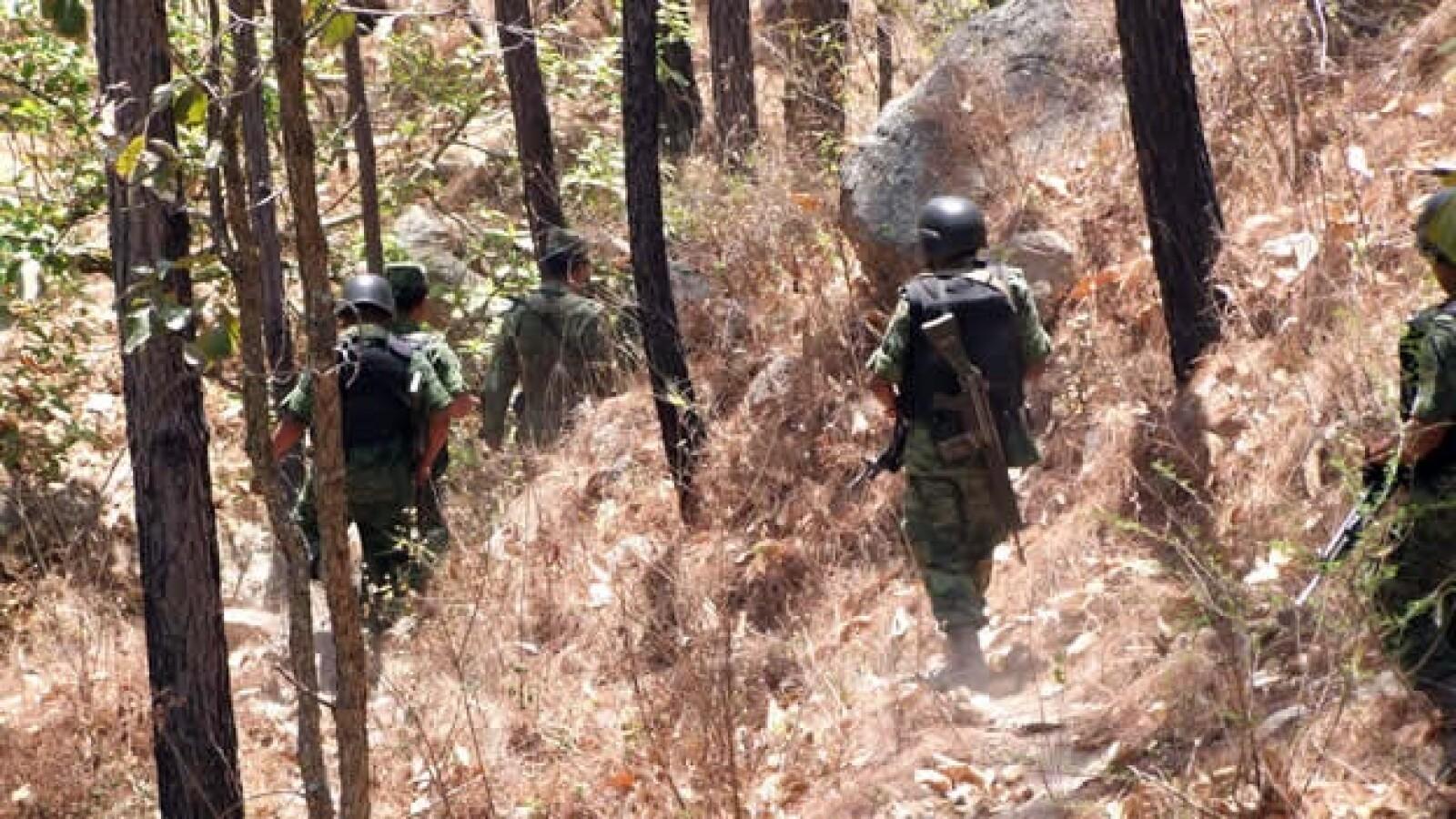 Ejército Zona 10 Durango