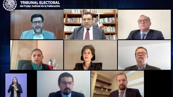 Magistrados electorales