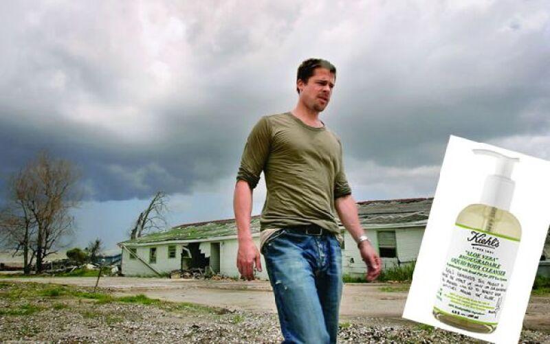 El actor creó en alianza con Kiehl&#39s un jabón cuyas ganancias apoyarán iniciativas ecológicas.