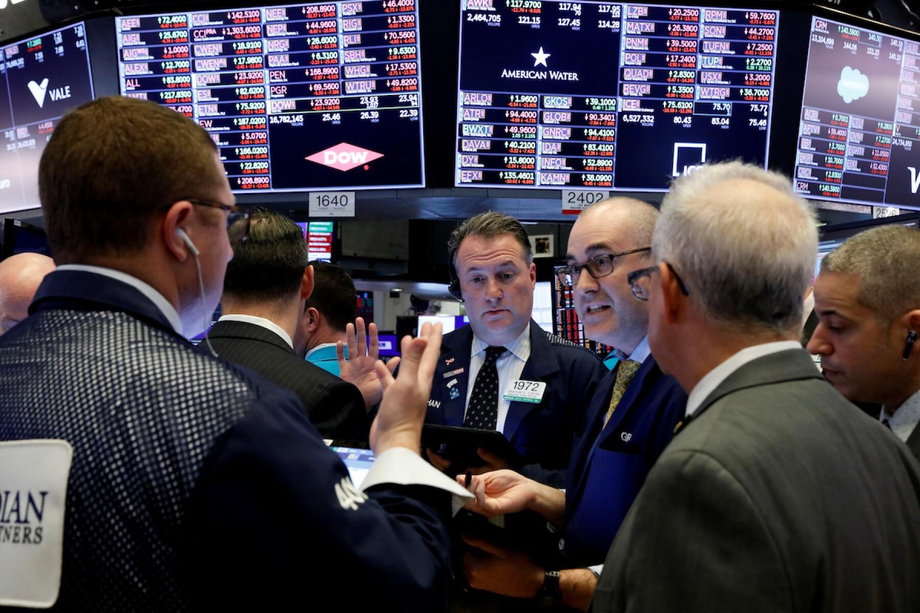 Mercados cambiarios - mercados financieros internacionales - mercados afectados